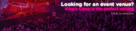 Event Venues to hire at King's Cross